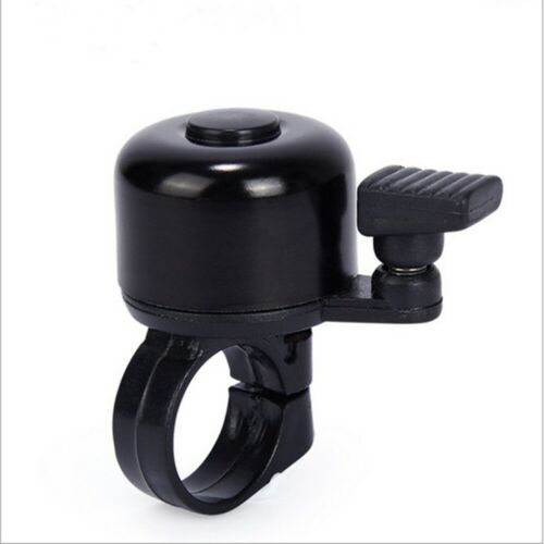 Horn Sound Alarm Safety Bike Bell Metal Ring Cycling Bicycle Handlebar