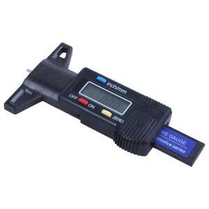 Digital-Tiefenmesser-Messchieber-Profiltiefenmesser-LCD-Reifen-Profilmesser-B5D6