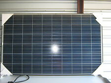 Lot of 4 Brand New Hanwha HSL60P6-PB-4-250T 250 Watt 24V UL  PV Solar Panels