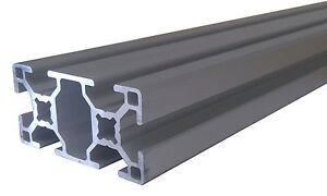 3060 Aluminium Extrusion Slot 8 Profile 30mm x 60mm 3D Printer /& CNC 30x60mm