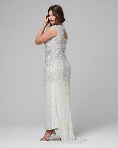 Joanna-Hope-Sequin-Maxi-Dress-Size-24-RRP-140