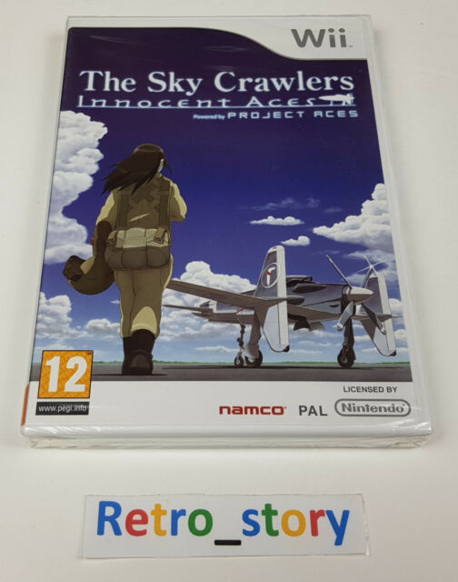 Nintendo Wii - The Sky Crawlers : Innocent Aces - NEUF / NEW - PAL - FAH