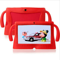 """7"""" INCH NEW MATERIAL SILICONE RUBBER CASE GEL SKIN COVER PROTECTOR FOR TABLET"""