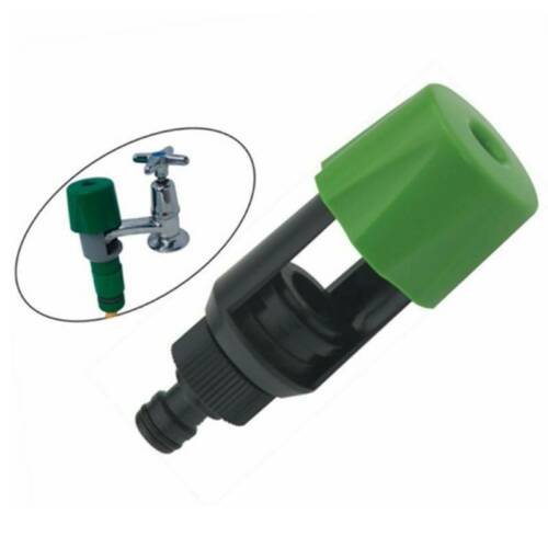 Universal Tap Adapter To Garden Hose Pipe Connector Mixer Kitchen Tap Adapter US