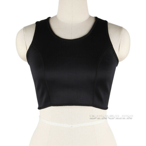 Women Shapewear Body Shaper Slimming Cami Fitness Yoga Vest Tank Top Shirt NEW