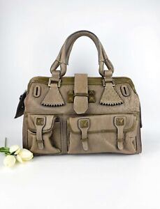 Excellent Condition!Chloe Elvire Large elephant tote bag year 2007