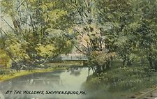 SHIPPENSBURG PA – By the Willows - 1913
