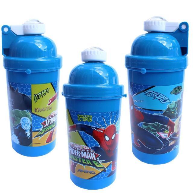 Back to School CB Pop-up Bottle with Landyard Disney Pixar Cars
