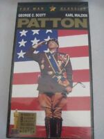 Patton (vhs Movie) And Sealed - Free Shipping