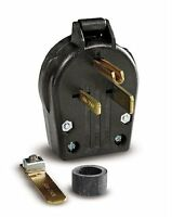 Hobart 770024 Welding Plug 230 Volt Pin, New, Free Shipping