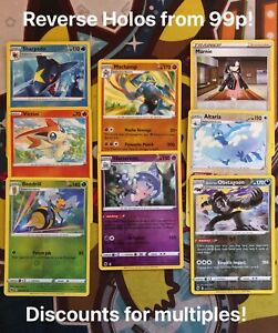 Pokemon - SWSH Champions Path Reverse holo - Choose your own - Discount multiple
