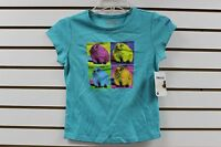 Marmot Girl's Marmot Pop Tee Short Sleeve Blue Pool 69910 Brand With Tag