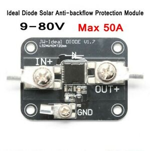 Battery Charging Anti Reverse Irrigation Module JH 15A Ideal Diode Solar Panel