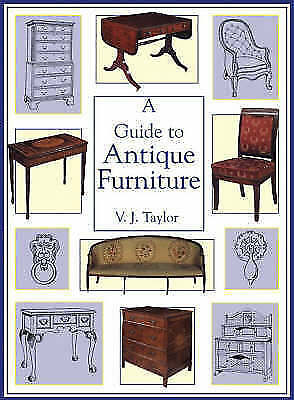 The Antique Furniture Trail, Taylor, V.J., Very Good Book