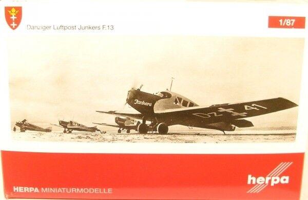 Junkers f.13 danziger luftpost (reg.dz 41.)