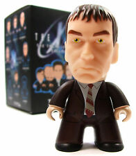 "Titans THE X-FILES Mini Series TOOMS 2/20 3"" Vinyl Action Figure Blind Box"