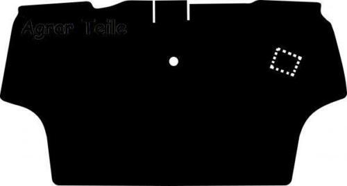 Felpudo terciopelo John Deere 5r a partir de 2019