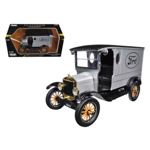 1925 bluemetallic MotorMax 1:24 FORD Model T Touring