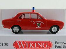 1//87 Wiking Ford Escort Mexique Orange 0203 05