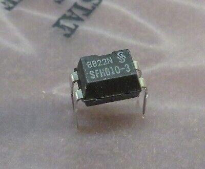 10x SFH610A-1 Transistor Output Optocoupler Infineon