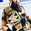 Titulo-personalizado-WWE-Campeonato-De-Cuero-Real-para-Mattel-Jakks-Hasbro-Figuras miniatura 4