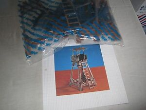 playmobil-nr-7402-cowboys-fort-toren-nieuw-neu-new-3770