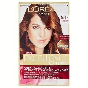 L Oreal Paris Excellence Creme Coloration Cheveux 6 35 Marron