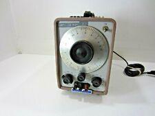 Hewlett Packard Hp 202c Low Frequency Oscillator