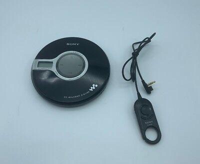 Sony D-EJ120 Personal CD Walkman