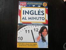 Inglés al Minuto (2009, Paperback)