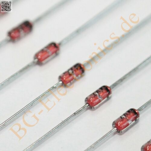 50 x ZPD4V7 Zener Diode 500mW 5mA 4,7V  ZPD4.7//E5-GS General S DO-35 50pcs