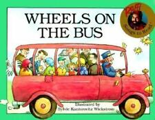 Wheels on the Bus (Raffi Songs to Read)-ExLibrary