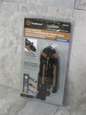 New Southwire Tools Ccm C1 Multi Connector Coax Compression Crimp Tool