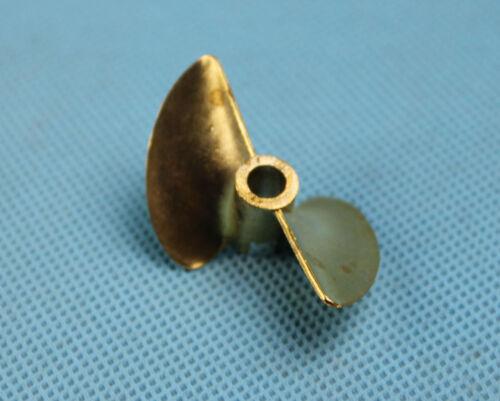 RC Bronze Propeller 435 For 4mm Propeller Shaft