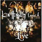Ken Hensley - Live!! (Live Recording, 2013)