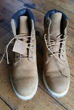 """Genuine Boxed Timberland Waterproof 6"""" Premium Boots 72066 Rust Orange"""