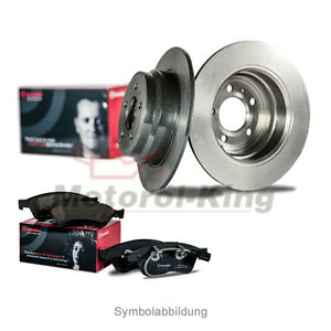 brembo bremsscheiben bel ge vw polo 6r 9n hinten 230mm ebay. Black Bedroom Furniture Sets. Home Design Ideas