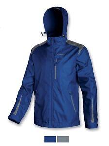 giacca antivento antipioggia uomo