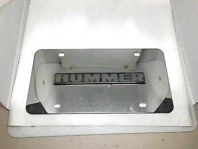 Ford Taurus Stainless Steel 3D Logo Finish License Plate
