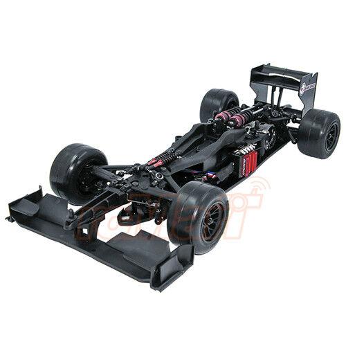 3 Racing 1 10 Sakura FGX2018 Formula 1 Claro Cuerpo F1 Coche Kit  KIT-FGX-EVO2018 CL