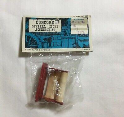 1//12 Scale Dollhouse Miniature General Store Paper Roll Dispenser #IM65384