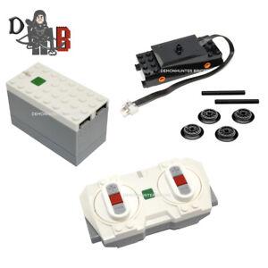 Original LEGO Train Power Functions 2.0 Powered UP train kit 60197 60198 NEW