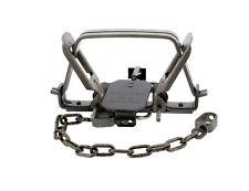 """Duke #3 CS OS Offset Jaw Model 0501 6"""" Inch Animal Leg Trap & Coil Spring 1-pack"""