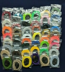 Lacenlock No Tie Elastic Shoe Laces Fastening Strings Sports Locking Toggle New
