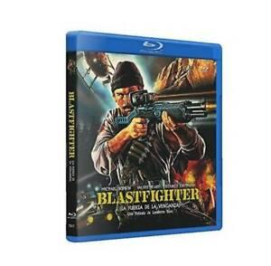 Blastfighter : La Fuerza De La Venganza  blu-ray  REGION LIBRE.A-B-C