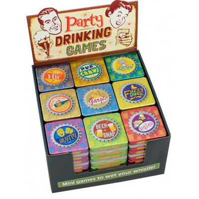 Drinking Games After Dinner Party Adult Game Fun Christmas Stocking Filler Gift Ebay