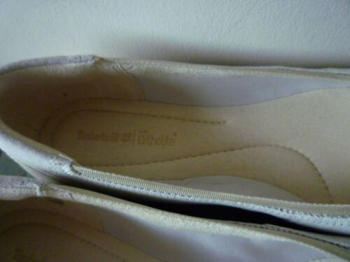 Ladies Eu Uk Timberland Ballerina 6 Suede Shoes Size 39 New Cream 6gqAn1