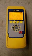 Spectra Precision Rc603 Remote Control For Ul633 Slope Grade Laser Trimble