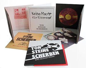 Details About Ton Steine Scherben Gesamtwerk Die Studioalben 8 Vinyl Lp New