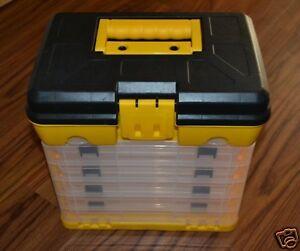 Details about NEW Storage Organizer Bin Tacklebox 4 Lego Technic Mindstorms  Pieces Box Drawer
